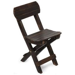 Mango Wood Fancy Small Foldable Chair for Kids Great for Home Decor Office & Dorm Decorative or gifting purpose