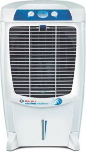 BAJAJ DC 2016 Glacier Desert Air Cooler with Three Speed Control | 4-way Air Deflection | Ice Chamber | Powerful Air Throw | Turbo Fan Technology (67 Liters)