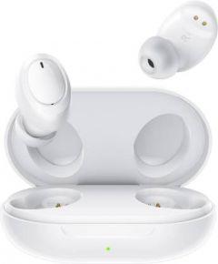 OPPO Enco W11 Bluetooth Headset True Wireless Deep Bass (White)