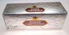CTS TN 116 Toner Cartridge For Laser Printers | High Performance (Black)