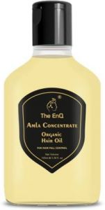 THE ENQ Concentrate Organic Hair Oil for Hair Fall Control Hair Oil  (Men & Women) (100 ml)