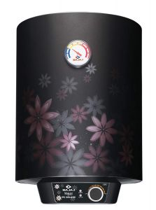 Bajaj Majesty PC Deluxe 15 Litre 3 Star Rating Vertical Water Heater with Suitable For High Rise Buildings | Titanium Armour Technology | Rust Proof External Body | Multiple Safety System | Swirl Flow Technology (Multicolor)