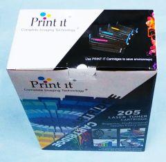 Print MLT D205S Toner Cartridge For Laser Printers | High Performance (Pack Of 1)
