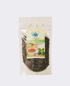 Vijaya 100% Herbal & Natural Mint Anti-Stress Tea Helps Reduces Anxiety | Sleep Freindly | Immune Booster with Vacuum Pouch 150 Gms