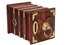 Wooden Piggy Bank - Money Bank - Coin Box - Money Box - Gift Items for Kids Money Bank - Coin Box - Money Box is Large enough to hold a lot of savings