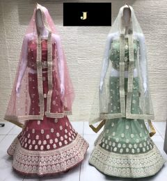 Jashikthaindustries Beautiful Lehenga Choli Stylish & Fashionable
