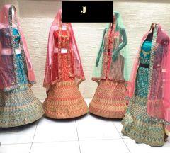 Jashikthaindustries Stylish Beautiful Lehenga Choli Perfect For Women's