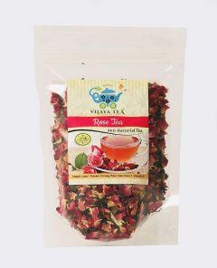 Vijaya Rose Tea Immune Added 100% Herbal, Vitamin C & Natural Teas Helps Weight Loss with Vacuum Pouch 50 gms