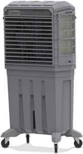 Symphony Movicool L200 i Desert Air Cooler with Easily Removable and Cleanable Cooling Pads (Grey, 200 Liters)