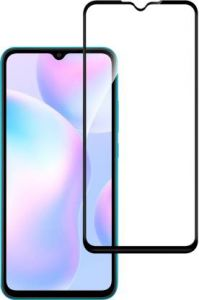 Grand Cell Edge To Edge Tempered Glass for Mi Redmi 9, Mi Redmi 9A, Mi Redmi 9i, Poco C3, Poco M2, Mi Redmi 9 Prime  (Pack of 1)