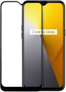 Grand Cell Edge To Edge Tempered Glass for Realme 3i  (Pack of 1)