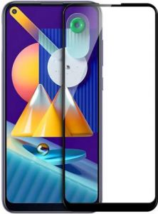 Grand Cell Tempered Glass Guard for Samsung Galaxy M11, Realme 7, Realme 6, Realme 6i, Realme 7i, Vivo Z1 Pro, Oppo A52, Moto One Fusion Plus, Oppo A92  (Pack of 1)