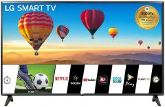 LG 80 cms 32LM560BPTC HD Ready LED Smart TV with IPS Display & WebOS | Dynamic Color Enhancer | Dolby Audio | Wide Viewing Angle | Active HDR | DTS Virtual X (32 inches, 2019 Model)