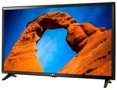 LG 32LK526BPTA HD Ready LED TV with IPS Display | Quick Access | Built-in & Upgradable Games | Live Zoom | 20W Powerful Sound with Dolby Digital Plus & DTS Support (32 inches, Black)