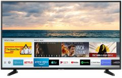 Samsung UA43NU7090KXXL 108 cm 4K Ultra HD LED Smart TV with Screen Mirroring | Tune Station | Lag-Free Gaming | UHD Dimming | Personal Computer | Smart Things App (43 inches, Black)