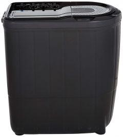Whirlpool 7 Kg Superb Atom 5 Star Energy Rated Semi-Automatic Washing Machine with Turbo-Scrub Technology (Grey)