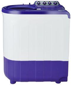 Whirlpool 8 kg Ace Super Soak 5 Star Semi-Automatic Washing Machine with Super Soak Technology (Purple)