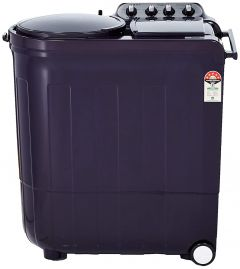 Whirlpool Ace 8.5 kg 5 Star Energy Efficient Semi-Automatic Top Loading Washing Machine with Turbo Dry Technology (Purple)