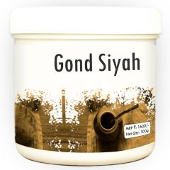 Hakeem Suleman Khan's Goond Siyah (Kala Goond)  treats various ailments like Arthritis, Swelling of Joints, Joints pain with & without, Sciatica, Any type of muscle, bone pain & nerve pain.
