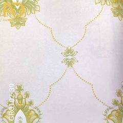 Traditional Wallpaper Used In Interior Decoration With Multi-Color And Unique Designs | (GR0102-39)