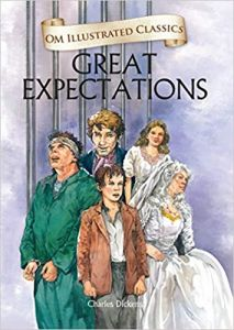 Great Expectations: Om Illustrated Classics