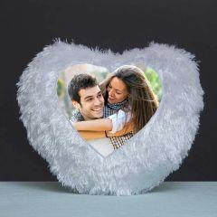 Smileyo Heart Shape LED Cushion