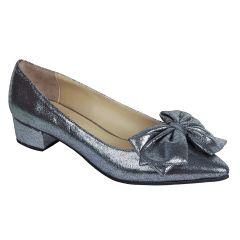 Sakhicollection Women's Casual/Latest & Comfortable Stylish Slip-on Mules (Grey)
