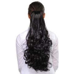 Homeoculture Hair Extension For Women, 18 Inches (Brown)