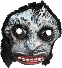 PTCMART HALLOWEEN Mask White Small SCARY PARTY GHOST MASK (Multicolor, Pack of 1)