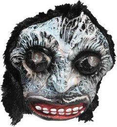 PTCMART HALLOWEEN Mask White Small SCARY PARTY GHOST MASK, Party Mask  (Multicolor, Pack of 1)