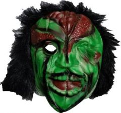 PTCMART Halloween Scary Bleeding Blood Face Mask Party Mask(Pack of 1)