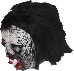 PTCMART HALLOWEEN SCARY PARTY GHOST Mask White Teeth, Party Mask  (Multicolor, Pack of 1)