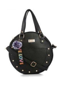 Stylish & Fancy Partywear Handbags PU Leather Latest Fashion Sling-Handbag For Women & Girls