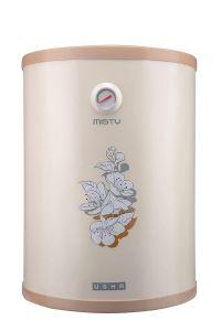 Usha Misty 2000-Watt 5 Star Storage Water Heater (Ivory Cherry Blossom) (Pack Of 1)
