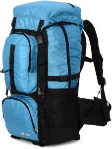 LeeRooy Rucksack-70 L For Travel (Blue, Black) (BG RKSK BLUE 23)
