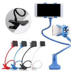 Flexible Lazy Bracket Mobile Phone Stand With 360 Degree Rotation