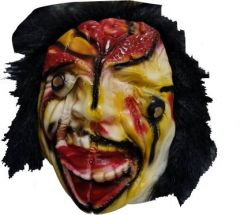 PTCMART Holi Halloween Festival Costume Horror Scary Mask Party Mask(Pack of 1)