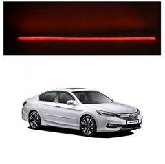 After Cars Honda Accord Third Brake Light Lamp Strip Rear Tail Stop Signal Safety Warning Light