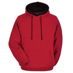 Comfortable & Fashionable Long Sleeve Hoodie For Men's & Women's (Red)