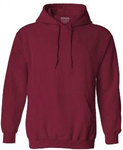 Comfortable & Fashionable Long Sleeve Hoodie For Men's & Women's (Maroon)