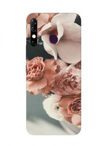 AGGARMENTS Infinix Hot 8 Hard Plastic 3D Printed for Stylish Designer Printed Back Cover for Girls & Boys