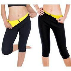 Shaper Belt Non-Tearable Tummy Trimmer Slimming Belt for Men and Women (Black)