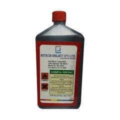 Hitech Alphajet Black Ink Liquid| Packaging Type: Ink Bottle | Packaging Size: 950 ML
