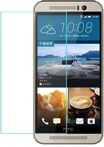 Anti Blueray Screen Protector Temper Glass for Htc One Me - Smartphone Mobile