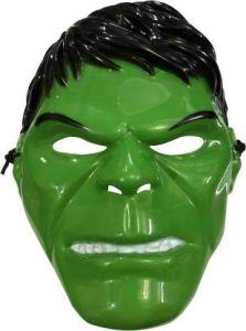 PTCMART Hulk Plastic Face Mask For kids (Multicolor, Pack of 1)