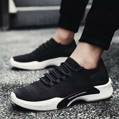 Stylish IAddicted Mesh Fabric Casual Shoes For Men