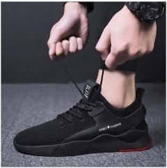 Stylish IAddicted Mesh Upper Casual, Sports, Running Shoes For Men