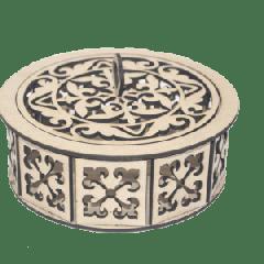 The Expert Wood Vintage Decorative Box,Chocolate Box, Sweet Box, Handmade Wooden Jewelery Box ICG 03