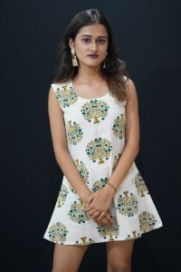 Women's Ethnic Indo- Fusion Round Neck Without Sleeve Cotton Designer Dress