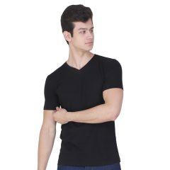 Stylish & Fashionable Alone Alpha V-Neck T-Shirt For Men (Pack of 1)